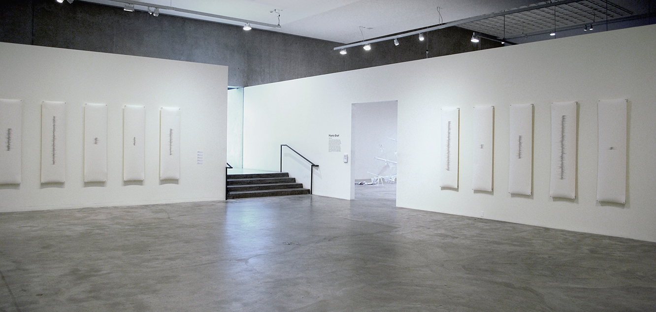 installation view one